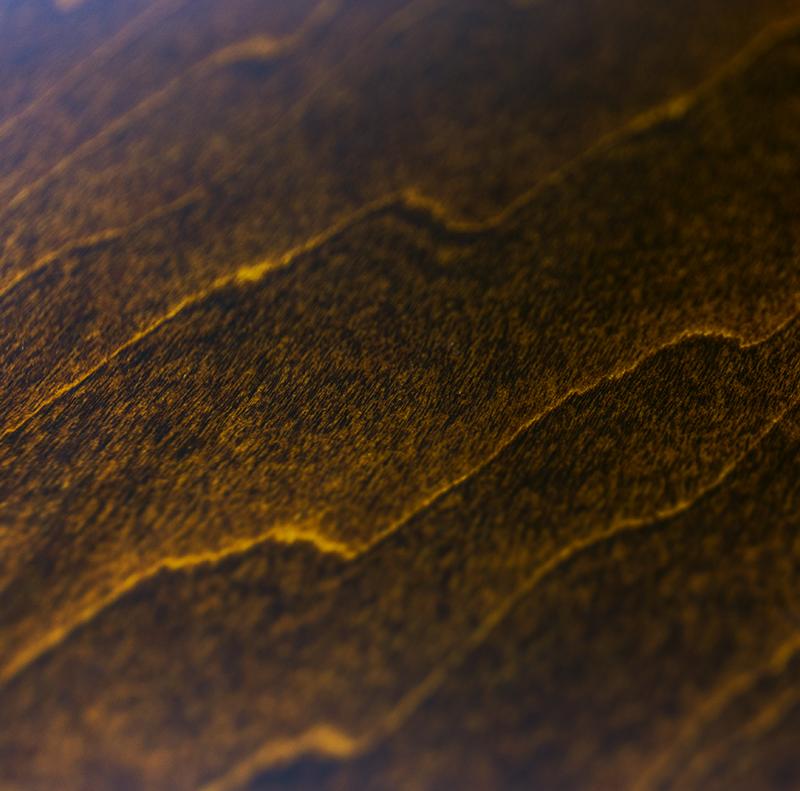 越前塗 丸プレート 市松和紙張り/拭き漆[1枚]詳細