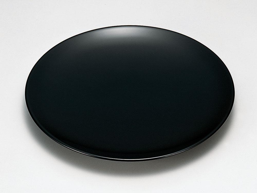 osara3044 3 - 黒 大皿[1枚]