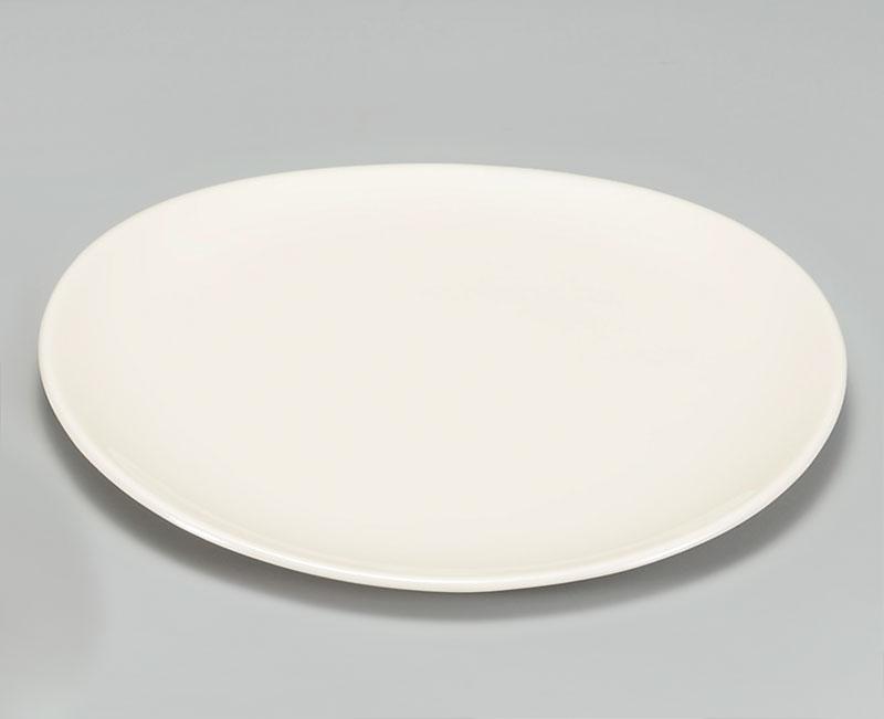 osara3045 3B - 白    パンケーキ皿[1枚]