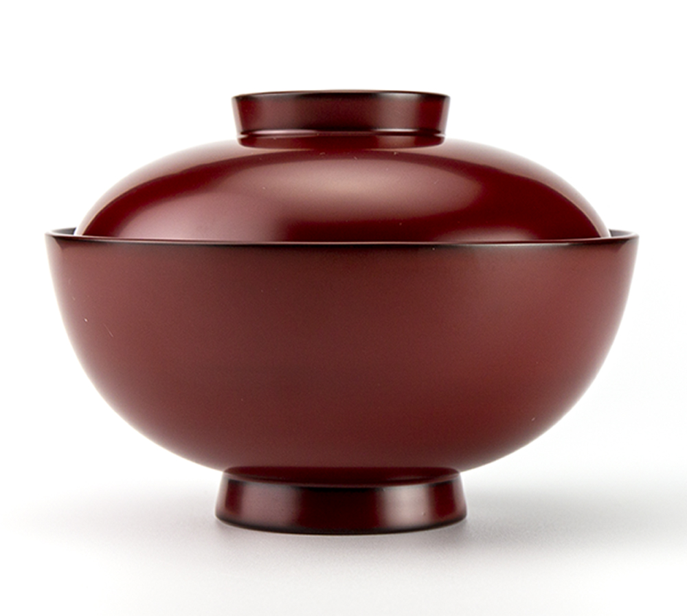 越前塗 根来雑煮椀[1客]【お正月・祝い膳】日本の伝統工芸品